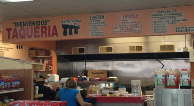 Photo of Mexican Restaurant La Moreliana Meat Market at 3600 S Congress Ave, Austin, TX 78704, United States