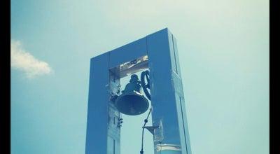 Photo of Monument / Landmark 海ほたる 幸せの鐘 at 中島地先, 木更津市 292-0071, Japan
