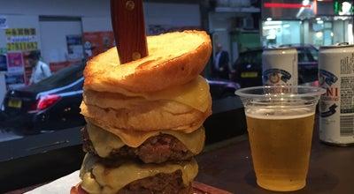Photo of Burger Joint The Butchers Club Burger at G/f Sunwise, Hong Kong, Hong Kong