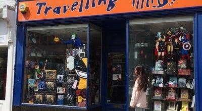 Photo of Bookstore Travelling Man Comics & Games at 54 Goodramgate, York YO1 7LF, United Kingdom