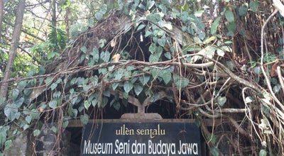 Photo of Art Museum Museum Ullen Sentalu at Jalan Boyong Kaliurang Km. 25, Sleman, Indonesia