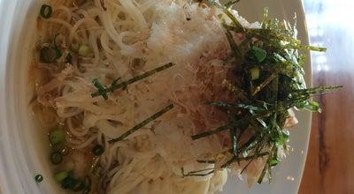 Photo of Ramen / Noodle House 元祖白石うーめん処 なかじま 駅前店 at 沢目8-23, 白石市 989-0243, Japan
