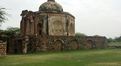 Photo of Historic Site Mehrauli Archaeological Park | महरौली पुरातत्व पार्क at Mehrauli-gurgaon Road, New Delhi, India