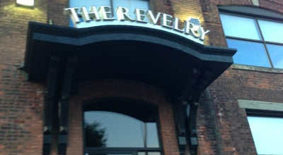 Photo of New American Restaurant The Revelry at 1290 University Ave, Rochester, NY 14607, United States