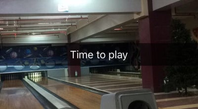 Photo of Bowling Alley Strike 8 Bowling Center at Embarcadero De Legazpi, Legaspi, Philippines