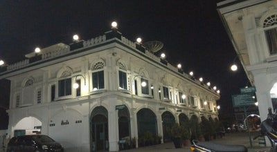 Photo of Mosque Masjid Namira at Jl. T. Tambusai (dpn Ska Mal), Pekanbaru, Indonesia