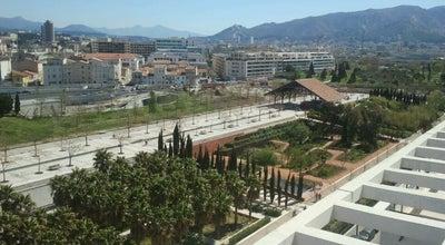 Photo of Park Parc du XXVIème Centenaire at Boulevard Rabatau, Marseille 13010, France