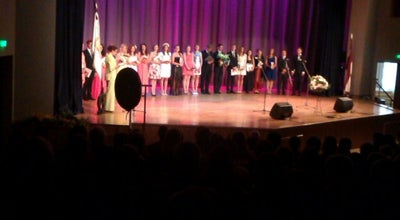 Photo of Concert Hall RSU Aula | Pārdaugavas koncertzāle at Dzirciema Iela 16, Rīga 1007, Latvia