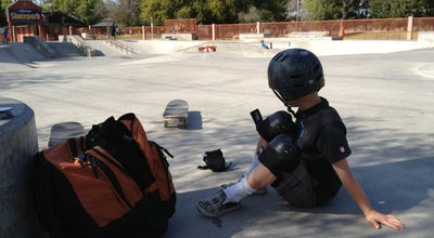 Photo of Playground Letterman Memorial Park at 908 Villa Ave, Clovis, CA 93612, United States