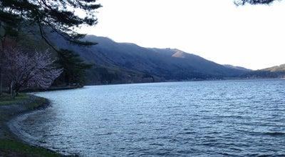 Photo of Lake 木崎湖 at 平, 大町市 398-0001, Japan