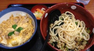 Photo of Japanese Restaurant 手打うどん総本家 得得 北上店 at 黒沢尻3丁目1-1, 北上市, Japan