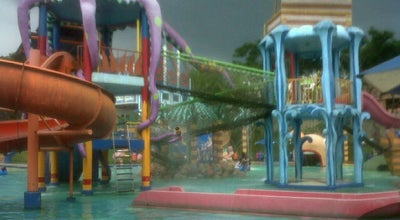 Photo of Water Park Citra Garden Water Park at Jl. Dr. Setiabudi No. 170, Teluk Betung Barat, Bandar Lampung, Indonesia