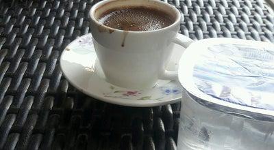 Photo of Cafe Beyaz kafe at Saraylar Mahallesi No:38, Denizli 10020, Turkey
