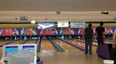 Photo of Bowling Alley Uncle Sam Lanes at 600 Fulton St, Troy, NY 12180, United States