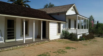 Photo of Historic Site Sikes Adobe Historic Farmstead at 12655 Sunset Dr, Escondido, CA 92025, United States