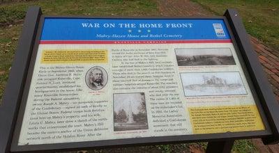 Photo of History Museum mabry-hazen house at 1711 Dandridge Ave, Knoxville, TN 37915, United States