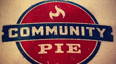 Photo of Pizza Place Community Pie at 850 Market St, Chattanooga, TN 37402, United States