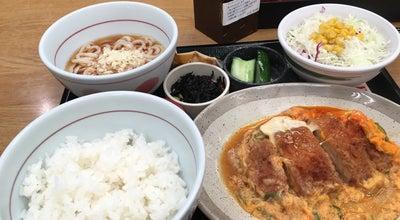 Photo of Japanese Restaurant なか卯 桜井店 at 吉備568-1, 桜井市, Japan