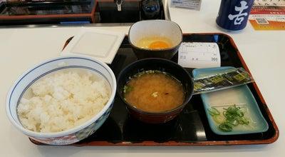 Photo of Diner 吉野家 169号線桜井店 at 川合263-1, 桜井市, Japan