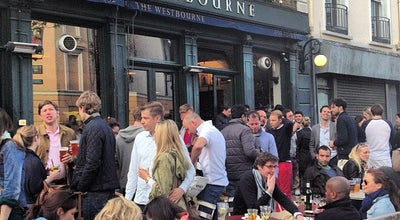 Photo of Gastropub The Westbourne at 101 Westbourne Park Villas, London W2 5ED, United Kingdom