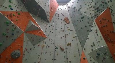Photo of Rock Climbing Spot Klimhal at Sport Vlaanderen Brugge, Assebroek 8310, Belgium