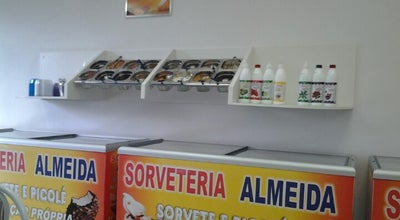 Photo of Ice Cream Shop Sorveteria Almeida at Brazil