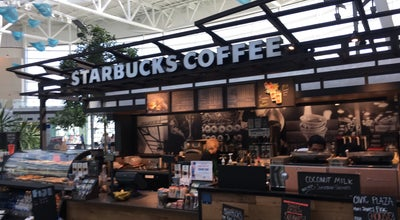 Photo of Coffee Shop Starbucks @ Indianapolis International Airport at Indianapolis, IN, United States