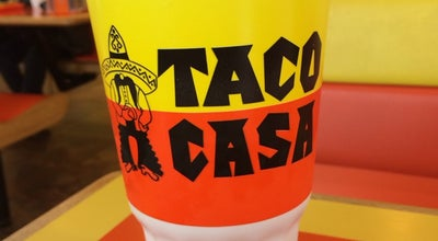 Photo of Mexican Restaurant Taco Casa at 560 S Saginaw Blvd, Saginaw, TX 76179, United States