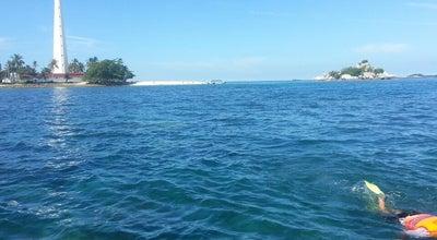 Photo of Beach Tanjung Kelayang Beach at Tanjung Kelayang, Belitung 33414, Indonesia