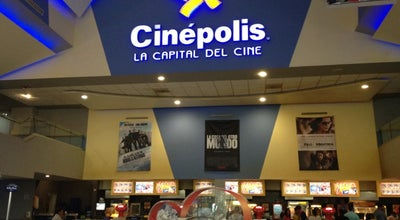 Photo of Movie Theater Cinépolis at Eje Norponiente No. 801, Celaya, Gto. 38020, Mexico