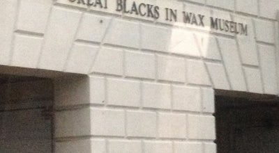 Photo of History Museum The National Great Blacks in Wax Museum at 1601-03 E North Ave, Baltimore, MD 21213, United States