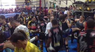 Photo of Racetrack Inside-Muay Thai at Rui Barbosa, Birigui, Brazil