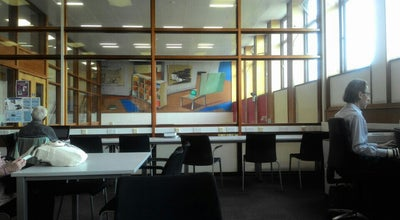 Photo of Library Eastbourne Central Library at 1 Grove Rd., Eastbourne BN21 4TL, United Kingdom