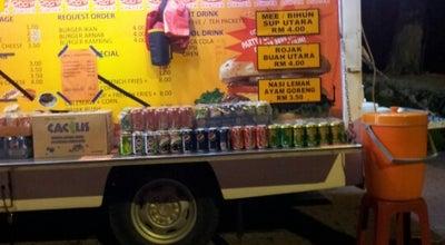 Photo of Burger Joint adam burger transport stall at Malaysia