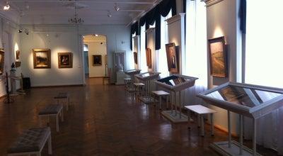 Photo of Art Museum Томский областной художественный музей at Пер. Наханочича, 3, Томск 634050, Russia