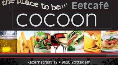 Photo of Gastropub Cocoon at Kazernstraat 12, Zottegem 9620, Belgium