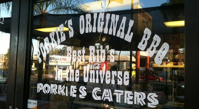 Photo of BBQ Joint Porkie's Original BBQ at 256 E Main St, Apopka, FL 32703, United States