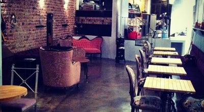Photo of Cafe Keçi Cafe at Yeni Mahalle Zafer Caddesi. 32/a, Urla-izmir 35430, Turkey