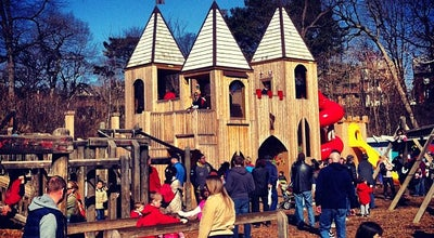 Photo of Playground Jamie Bell Adventure Playground at High Park, Toronto, ON, Canada