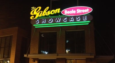 Photo of Music Store Gibson Beale Street Showcase at 145 Lt. George Lee Avenue, Memphis, TN 38103, United States