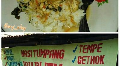 Photo of Diner Nasi Tumpang Mbok Rijem, jl raya Solo - Sragen at Masaran, Sragen, Indonesia