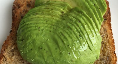 Photo of Vegetarian / Vegan Restaurant Nourish Cafe SF at 189 6th Ave, San Francisco, CA 94118, United States