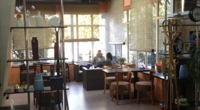 Photo of Cafe Coffee на Тоголок Молдо at 40/1, Togolok Moldo St., Bishkek, Kyrgyzstan