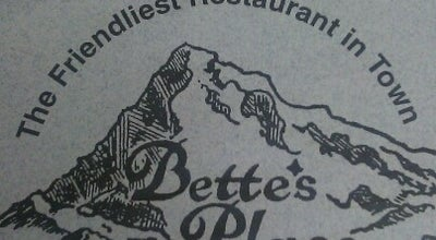 Photo of American Restaurant Bette's Place at 416 Oak St, Hood River, OR 97031, United States