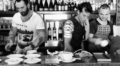 Photo of Italian Restaurant D.O.C Espresso at 326 Lygon St, Carlton, Vi, Australia
