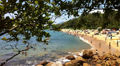 Photo of Beach Praia da Feiticeira at Pr. Da Feiticeira, Ilhabela 11630-000, Brazil