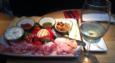Photo of Italian Restaurant Obicà at 11-13 Charlotte St, London W1T 1RH, United Kingdom