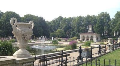 Photo of Garden Italian Gardens at Kensington Gardens, London, United Kingdom