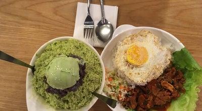 Photo of Cafe Nunpat Dessert Cafe at G37, Oceanus Waterfront Mall, Kota Kinabalu, Malaysia