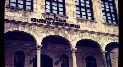 Photo of History Museum Tarihi Kız Lisesi at Ulucami Mh. Debboy Cd., Adana 01010, Turkey